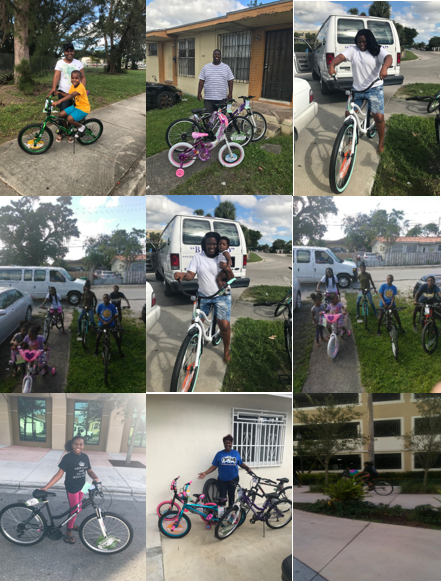 Its a Bikesgving Blessing 2017
